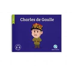 livre enfant Charles de gaulle
