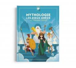 livre enfant les dieux grecs
