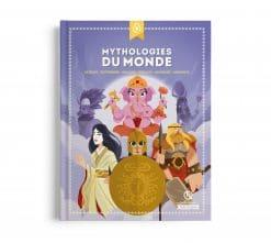 livre enfant mythologies du monde