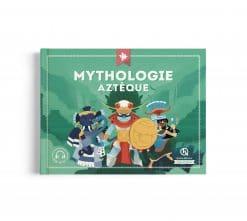 livre enfant mythologie azteque