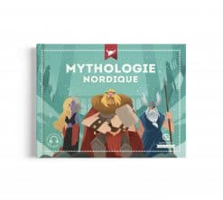 livre enfant mythologie nordique