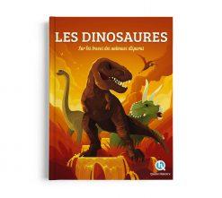 dinosaures livre enfant
