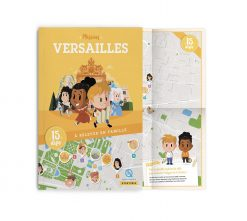 livre enfant mission versailles