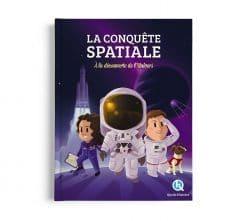 conquete spatiale livre enfant