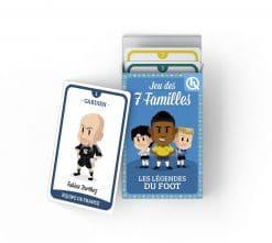 jeu de cartes 7 familles foot