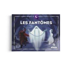 livre enfant les fantômes