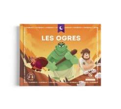 livre enfant les ogres
