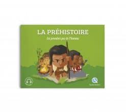 livre enfant quellehistoire prehistoire