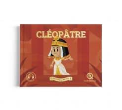 livre enfant collector Cléopâtre