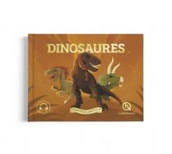 livre enfant dinosaures collector