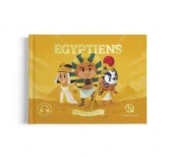livre collector enfant les egytiens