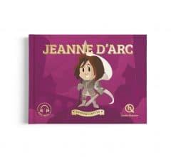 livre enfant jeanne d'arc