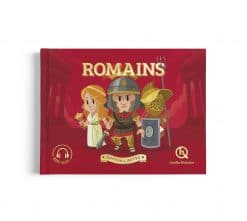 livre enfant les romains