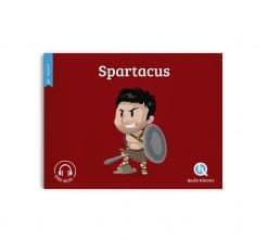 livre enfant spartacus