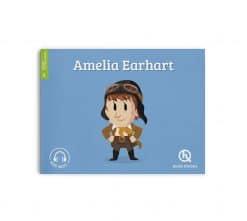 livre enfant amelia earhart