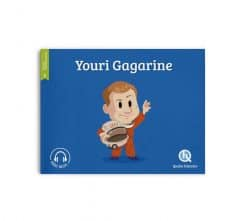livre histoire enfant youri gagarine