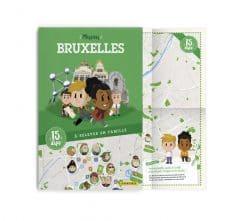 jeu de piste enfant Bruxelles