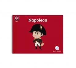 livre enfant napoléon anglais