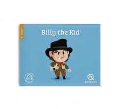 livre enfant billy the kid