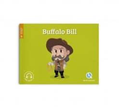 livre enfant Buffalo bill