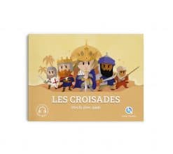 livre enfant les croisades
