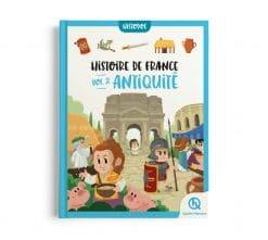 livre enfant antiquité quelle histoire