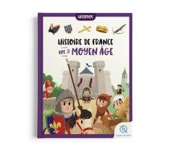 livre enfant Moyen âge quelle histoire